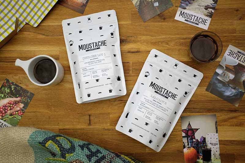 Coffee bean bags