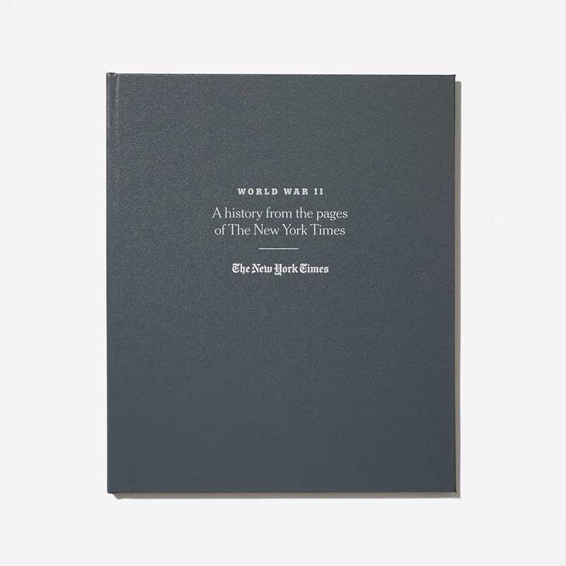 World War 2 New York Times Book